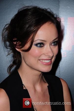 Olivia Wilde, Django Unchained and Ziegfeld Theatre