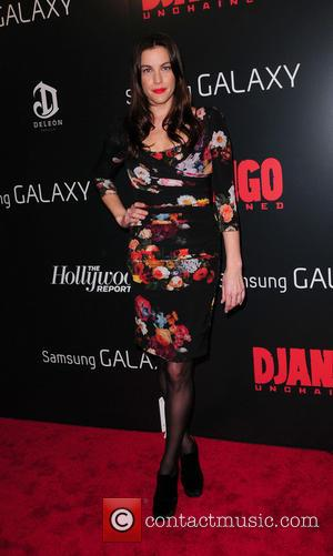 The Premiere of 'Django Unchained' held at the Ziegfeld Theatre  Featuring: Liv Tyler