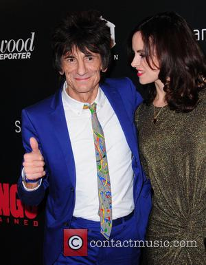 Ronnie Wood Is Married
