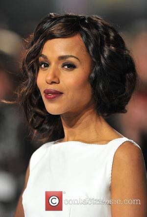 Kerry Washington, Django Unchained Premiere