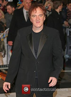 Quentin Tarantino and Empire Leicester Square