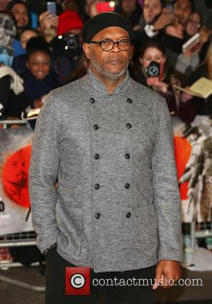 Samuel L. Jackson and Empire Leicester Square