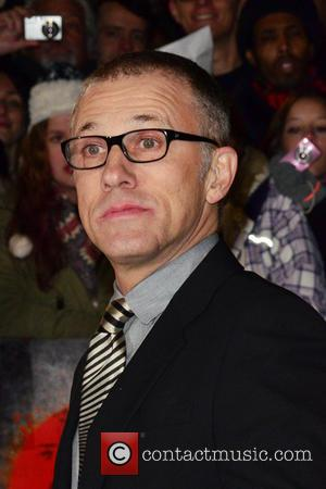 Christoph Waltz The UK premiere of 'Django Unchained' held at the Empire Leicester Square - Arrivals  Featuring: Christoph Waltz...