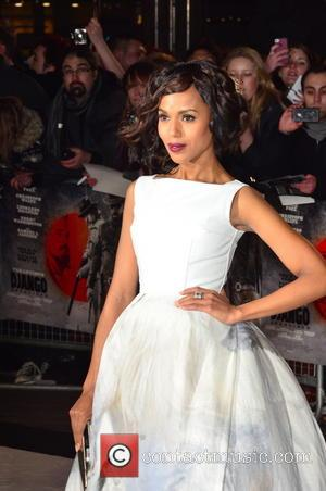 Kerry Washington and Empire Leicester Square