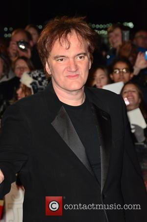 Quentin Tarantino and Empire Leicester Square