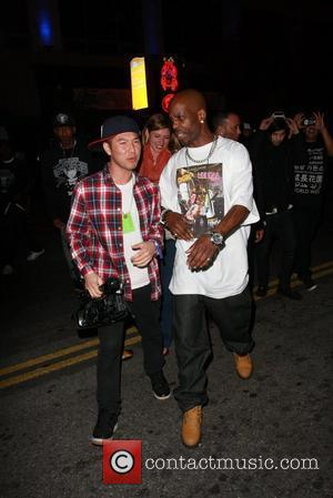 Rapper DMX performing at an event sponsored by DGK Skateboards at Cafe Sevilla in Long Beach Los Angeles, California -...