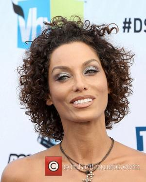 Nicole Murphy,  at the DoSomething.org and VH1's 2012 Do Something Awards 2012 at Barker Hangar Santa Monica, California -...