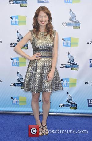 Ellie Kemper,  at the DoSomething.org and VH1's 2012 Do Something Awards 2012 at Barker Hangar Santa Monica, California -...