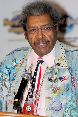 Don King  Press Conference for the Viva Don King II Boxing in Paradise Live at the Seminole Hard Rock...