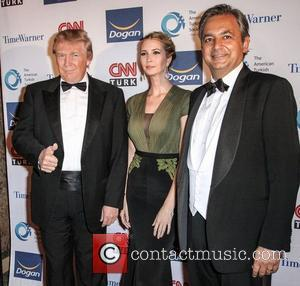 The Turkish Society Annual, Dinner Gala, Plaza Hotel and Donald Trump