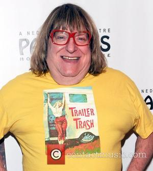 Bruce Vilanch,  at the Donny & Marie Osmond Christmas show at the Pantages Theater. Los Angeles, California - 04.12.12