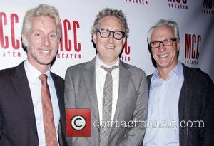 Blake West, Bernard Telsey and Robert LuPone