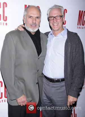 Michael Cristofer and Robert Lupone