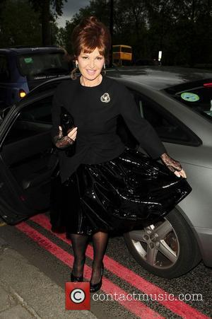 Stephanie Beacham and Dorchester Hotel