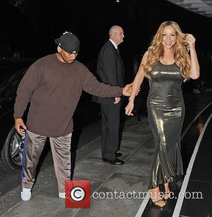 Mariah Carey and Dorchester Hotel