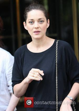 Marion Cotillard and Dorchester Hotel