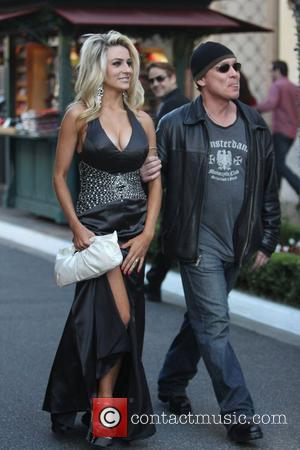 Doug Hutchison and Courtney Stodden at The Grove Hollywood, California - 06.12.11
