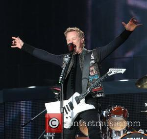 James Hetfield, Metallica and Download Festival