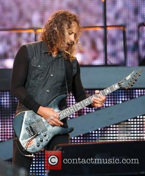 Kirk Hammett, Metallica and Download Festival