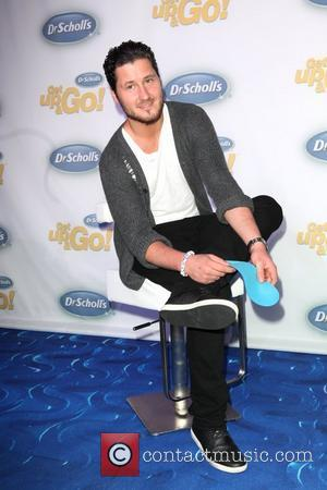 Val Chmerkovskiy Dr. Scholl's hosts a VIP Dr. Scholl's Insoles at Stage 37  New York City, USA - 09.05.12