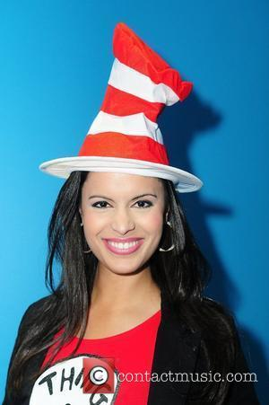 NBC 6 Anchor Roxanne Vargas during Dr. Seuss 108th birthday read across America at the Miami Children Museum  Miami,...