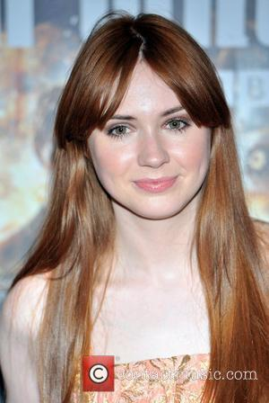 Karen Gillan 'Doctor Who: Asylum of the Daleks' TV Preview and Q&A held at the BFI Southbank London, England -...