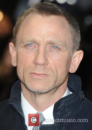 Daniel Craig and Odeon Leicester Square