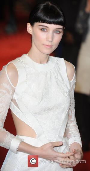 Rooney Mara, Daniel Craig and Odeon Leicester Square