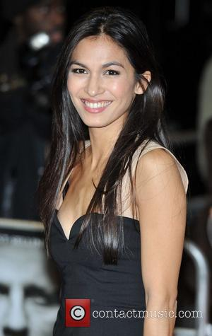 Elodie Yung The Girl With The Dragon Tattoo - World Premiere held at the Odeon Leicester Square - Arrivals. London,...