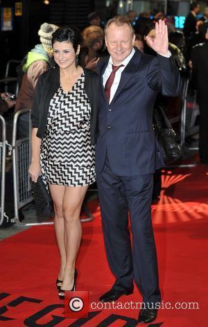Stellan Skarsgard and Odeon Leicester Square