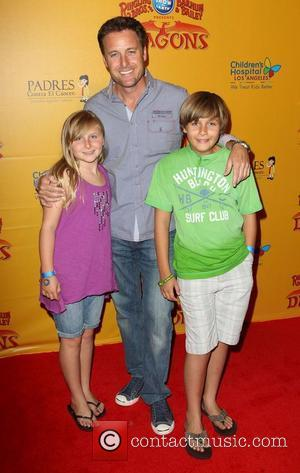 Chris Harrison 'Dragons' presented by Ringling Bros. & Barnum & Bailey Circus at Staples Center - Arrivals  Los Angeles,...