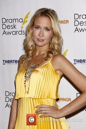 Anna Camp  Drama Desk Awards 2012 held at the Town Hall Theatre in Midtown Manhattan. New York City, USA...
