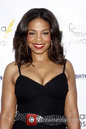 Sanaa Lathan  Drama Desk Awards 2012 held at the Town Hall Theatre in Midtown Manhattan. New York City, USA...