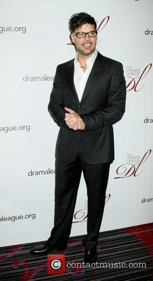 Ricky Martin and Drama League Awards