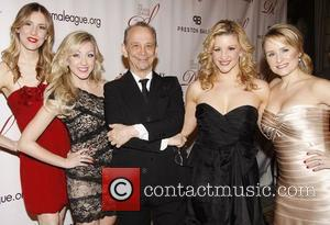 Joel Grey and musical guests  The 2012 Drama League Gala, held at the Pierre Hotel - Arrivals.  New...