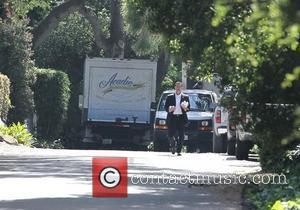 Guests arrive for the wedding of Drew Barrymore and Will Kopelman Montecito, California - 02.06.12  * DREW BARRYMORE WEDS...