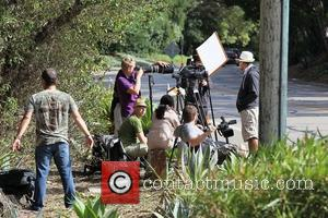 Press at the wedding of Drew Barrymore and Will Kopelman Montecito, California - 02.06.12  * DREW BARRYMORE WEDS IN...