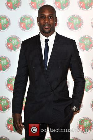 Guest The Didier Drogba Foundation Charity Ball held at The Dorchester. London, England - 10.03.12