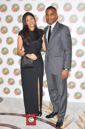 Guests The Didier Drogba Foundation Charity Ball held at The Dorchester. London, England - 10.03.12