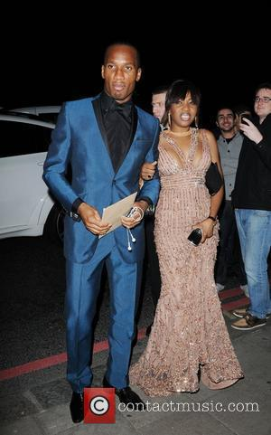 Didier Drogba  The Didier Drogba Foundation Charity Ball held at The Dorchester - Outside Arrivals  London, England -...