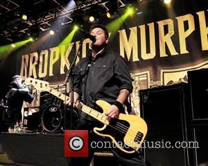 The Dropkick Murphys  perform their 'I'm Shipping Up to Boston' track from Academy Award-winning movie 'The Departed' plus other...