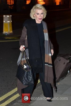 Joan Rivers and The Merrion Hotel