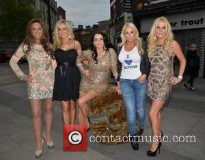 Lisa Murphy, Jo Jordan, Danielle Meagher, Roz Flanagan, Virginia Macari 'The Real Housewives of South Dublin' cast launch their new...