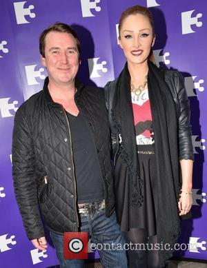 Paul Smith, Dervla Hogan 'The Real Housewives of South Dublin' cast launch their new TV3 show at Harrys on the...