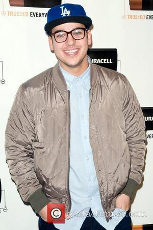 Rob Kardashian at the live Facebook concert to celebrate the launch of Duracell Holiday Insurance Program. New York City, USA...