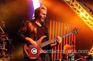 John Taylor of Duran Duran perform at the 02 Arena. London, England - 12.12.11.