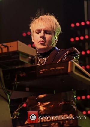 Nick Rhodes Duran Duran performing at Liverpool Echo Arena Liverpool, England - 10.12.11