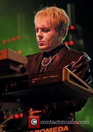 Nick Rhodes and Liverpool Echo Arena