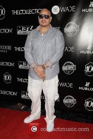 Fat Joe  Dwyane Wade's 30th Birthday Celebration at Setai Hotel  Miami Beach, Florida - 15.12.01