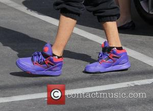 Roshon Fegan  outside rehearsals for 'Dancing With the Stars' Los Angeles, California - 17.05.12